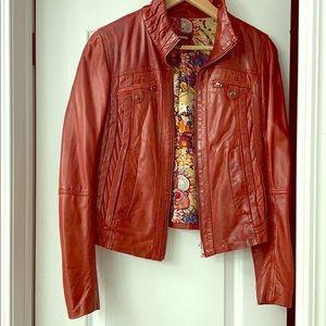 Danier Canada leather  jacket